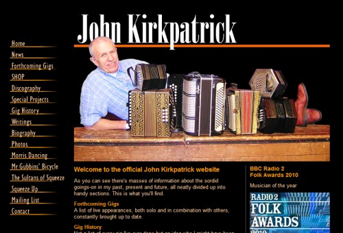 John Kirkpatrick screenshot
